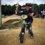 Stijn Ouwenspakt pakt titel kampioen BMX West