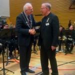 Koninklijke Onderscheiding voor de heer J.C. De Bonte