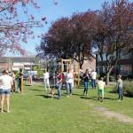 50 jaar Kruidenbuurt: Burenborrel en sportmiddag