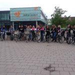 Tsjechische leerlingen bezoeken Dalton Lyceum Barendrecht