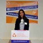 Liv Koenen (12) uit Barendrecht speecht voor kabinet en Staten-Generaal