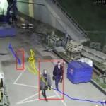VIDEO: Inbreker live gesnapt tijdens inbraak bouwterrein Barendrecht