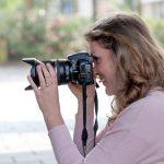Martine de Kluiver als vrijwilliger aan de slag bij Stichting Earlybirds Fotografie