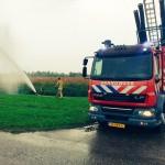 Brandweer Barendrecht neemt eerste nieuwe tankautospuit in gebruik