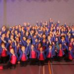 Meerdere top-3 plaatsen voor Jazzdans groepen GVB bij voorronde NK Jazzdans