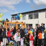 Feestelijke dag CBS Smitshoek: Sponsorloop en vernieuwd schoolplein