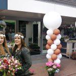 Zussen openen nieuwe bloemist op de Middenbaan: Sisters Flowers & Gifts