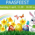 6 april: Groot Paasfeest bij De Kleine Duiker in Barendrecht