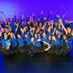 GVB team kampioen op Nederlands Kampioenschap Jazzdans