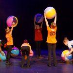 Zomerdansshow Gymnastiek Vereniging Barendrecht