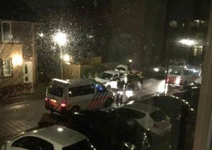 Drie Rotterdammers aangehouden na mislukte woninginbraak Gouman-Akker