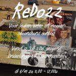 Nieuwe tweedehands winkel aan het Onderlangs: ReDo22