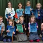 Blokfluit leerlingen geslaagd bij Harmonievereniging Barendrecht