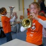24 april: Vriendjesmiddag bij Leerlingenorkest BlokfluitKids en SlagwerkKids, Harmonievereniging Barendrecht