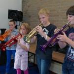 Harmonie Barendrecht naar Tobe Festival in Dordrecht