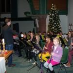 Harmonievereniging Barendrecht actief tijdens de kerstdagen