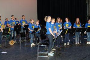 28 okt: Uitwisselingsconcert JeugdOrkest Harmonievereniging in Het Trefpunt