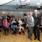 Serenade voor 50-jarig bruidspaar Nouwen