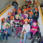 Succesvolle Sinterklaasrepetitie bij jongste jeugd Harmonievereniging