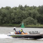 RIB Rally voor kinderen met zeldzame ziekte bij de Oude Maas