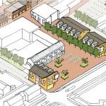 Plannen centrum Barendrecht gericht op historische opzet van Barendrecht (Schets 't Vlak)