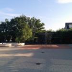 Schoolplein Dr. Schaepmanschool, Evertsenstraat, Barendrecht