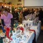 Kerstmarkt bij Historische Vereniging Barendrecht tijdens WinterFeest
