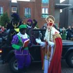Foto's: Sinterklaas op bezoek bij scholen en verenigingen in Barendrecht (Trinoom, 2015)