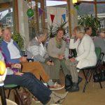 Feest bij de Snuffelmarkt van de Dorpskerk: €300.000 in 25 jaar tijd