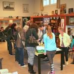 Drukke taxatiemiddag bij Historische Vereniging Barendrecht