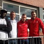 Team KijkopWelzijn loopt Feyenoord FunRun in De Kuip: basisscholen, doe mee!