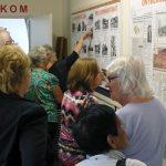 Tentoonstelling in Buurtkamer over 60 jaar Mr. Lohmanstraat