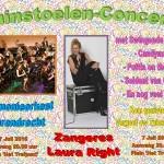 7 juli: Tuinstoelenconcert met bevrijdingstintje (Harmonievereniging, Barendrecht)