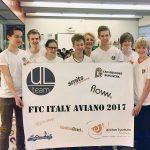 ULTEAM Dalton Lyceum gaat school vertegenwoordigen tijdens robotica toernooi in Italië
