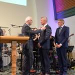 Koninklijke Onderscheiding voor de heer T.A. Barendrecht