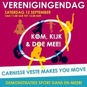 Verenigingendag 2015 Carnisse Veste, Barendrecht