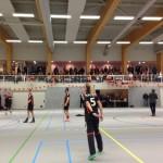 Eerste wedstrijd Vitesse in nieuwe sporthal De Bongerd