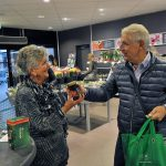 Geslaagde voedselactie bij supermarkten: 164 dozen vol voedsel opgehaald