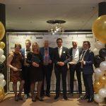 De winnaars van de ondernemersprijzen BAR 2016-2017