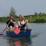 Zaterdag 14 juni: Ontdek de natuur rond Barendrecht vanuit een kano