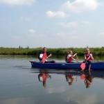 14 en 15 mei: Kanotochten door de natuur vanaf De Kleine Duiker in Barendrecht
