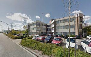 Plan: Starters, seizoenarbeiders en vluchtelingen in gebouw 'Het Station' (Foto: Google Streetview)