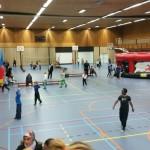 100 kinderen leven zich uit tijdens Sportfeest in De Driesprong, Barendrecht