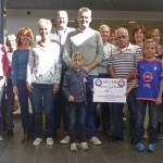 Kinderkleding- en speelgoedbeurs Carnisse Haven haalt €2.200 op