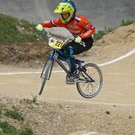 Stijn Ouwens 4e op Europees Kampioenschap BMX in Italië