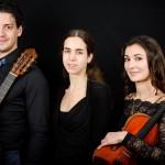 Muzikaal trio met gevarieerd programma in Barendrechtse Dorpskerk