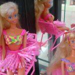 Expositie van Barbiepoppen bij de Historische Vereniging Barendrecht