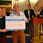 Ruim €11.000 opgehaald bij kerkveiling Dorpskerk, Barendrecht