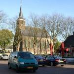 Geparkeerde auto's op het Doormanplein, Barendrecht