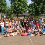 Prokkeldag dagbesteding IJselmonde Oost - Lavendel en basisschool de Hoeksteen